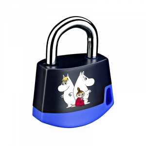 Abloy Snorkmaiden Moomintroll & Little My M9 c/w 2 ...
