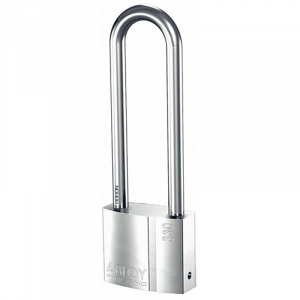 Abloy PL330C/100 c/w 3-Keys (Rekeyable)