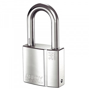 Abloy Padlock PL340C/50 c/w 3-Keys (Rekeyable)