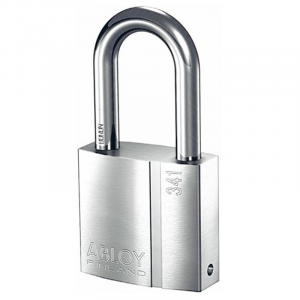 Abloy Padlock PL341C/50 c/w 3-Keys (Rekeyable)