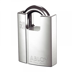 Abloy Padlock PL342C c/w 3-Keys (Rekeyable)