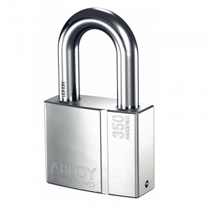 Abloy Padlock PL350C/50 c/w 3-Keys (Rekeyable)