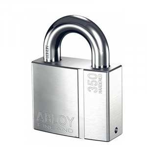 Abloy Padlock PL350C c/w 3-Keys (Rekeyable)