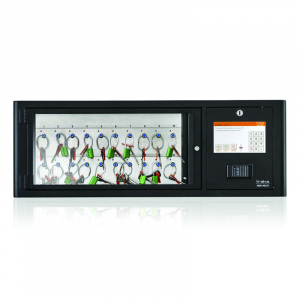 Traka M-Touch key management cabinet